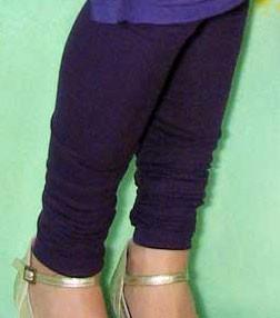 Leggings, GL-0318, amatyst