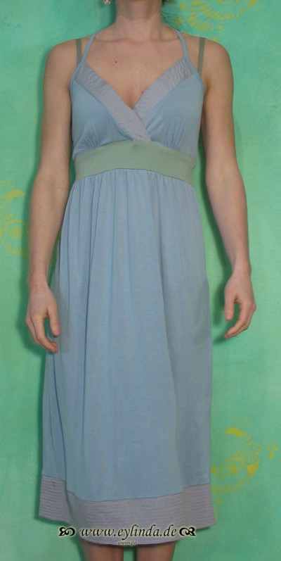 Kleid, GL-0488, greek blue