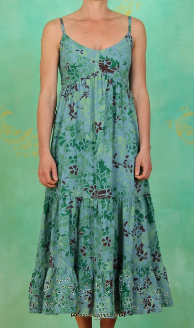 Kleid, GL-0993, old blue