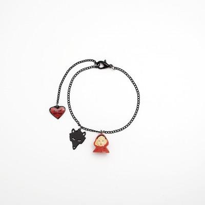 Armband, MPA202-3, red