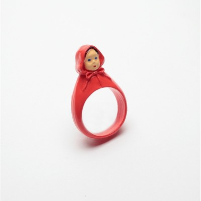 Ring, MPA601-2, red
