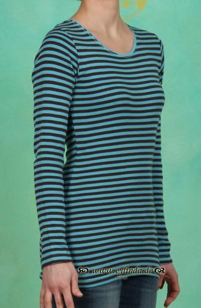 T-Shirt, NALB-0584, old blue/earth