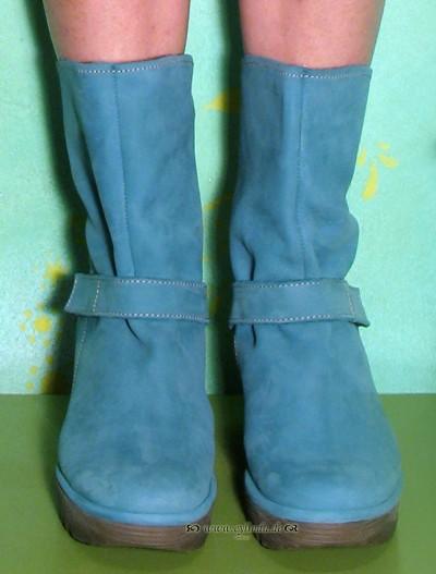 Schuhe, YoshiII, blue