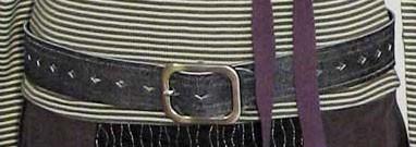 Gürtel, Corby Belt, black