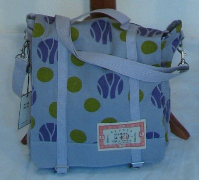 Tasche, Basic-Canvas Bag-Printed-01, scent
