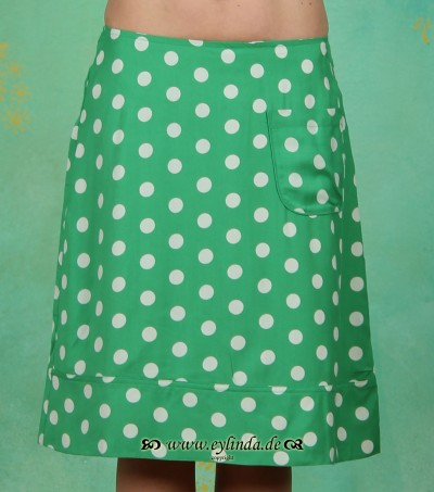 Rock, TL-0597, bright green/wh