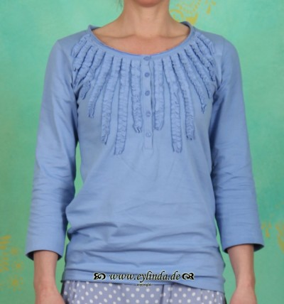T-Shirt, TL-0642, greek blue