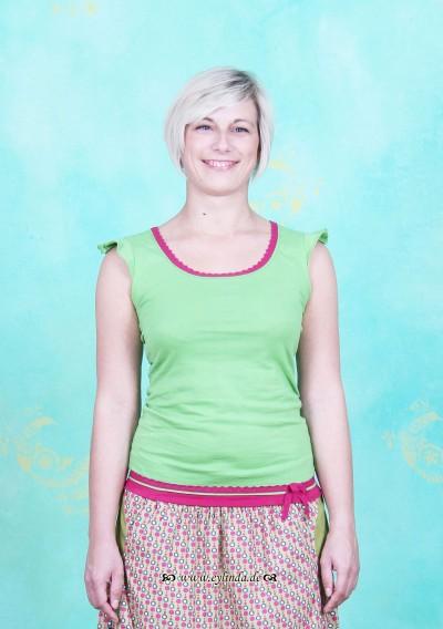 Shirt, TR11C42, fresh-green