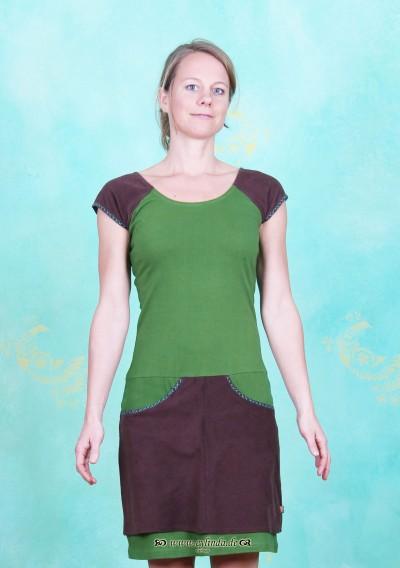 Kleid, TR11E54, gr.-green
