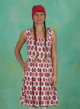 Kleid, Glockengeläut Robe, folksy-lady-flies