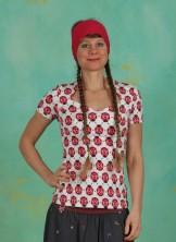 Shirt, Pow Wow Vau Tee, folksy-lady-flies