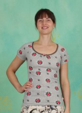 Shirt, Waschtisch Romance Shirt, forester-love