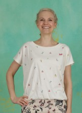 Shirt, Bring Me Edelweiss Shirt, white-meadow