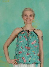Top, Lovely Lazy Noon Top, bathing-beauty