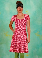 Kleid, Mze Kze Dress, spot-the-dot