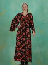 Kleid, Glanz Und Gloria Robe, royal-ruby
