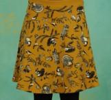 Rock, Supernatural Skirt, golden-fauna