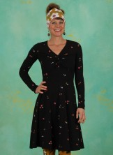 Kleid, Cold Days Hot Knot Robe, royal-bugs