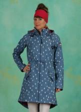 Mantel, Swallowtail Promenade Coat, baltic-sea-drops