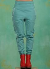Hose, Fast Forward Sweatpants, aqua-blue