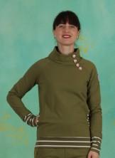 Pullover, Oh So Nett Sweat, camo-khaki