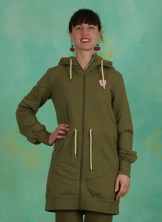 Zipper, Aura Paramour Jacket, camo-khaki