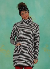Longsweat, Fall And Friends Long Sweater, spin-the-stripes