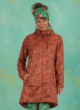 Mantel, Wetterjacke Windbraut Long, shades-of-rust