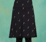 Rock, Secret Showgirl Skirt, dots-of-desert