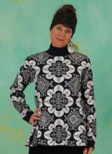 Pullover, Magic Carpet, carpet-maritime