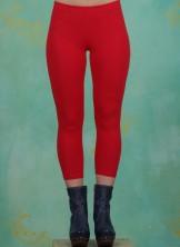 Leggins, ¾ Logo Legs Uni, red-light