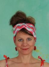 Haarband, I Feel Pretty Hairband, hippie-zig-zag
