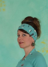 Haarband, I Feel Pretty Hairband , blues-and-rhythm