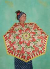 Regenschirm, Ciao Bella Umbrella, sunshine-rose