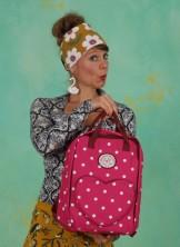 Rucksack, Wild Weather Lovepack, pink-point