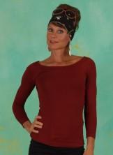Shirt, 06770-564, rust-red