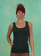 Top, Basic Cotton Stretch, green-gables