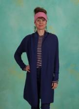 Cardigan, Basic Cotton Melange, blueprint