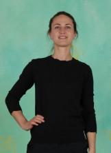 Pullover, Organic Cotton, black