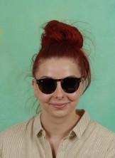 Sonnenbrille, Sia Sunglasses, brown-melange