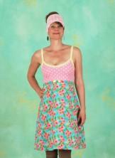 Kleid, Hawaii-Dress, blue-hawaii