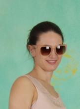 Sonnenbrille, Talli, rose-dust