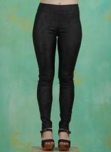 Hose, Belus Lace Print, pirate-black