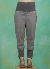 Hose, Lis, grey-flannel
