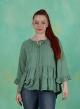 Bluse, Debby, field-green