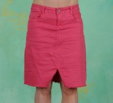 Rock, Lotte Twill, hot-pink