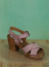 Schuhe, Bea, roma-flieder