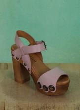 Schuhe, Carmen, roma-flieder