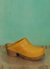 Schuhe, Greta, roma-gelb