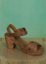 Schuhe, Lena, roma-taupe